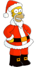 Tapped Out Santa Homer artwork.png