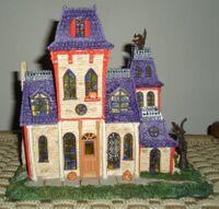 Halloween Village Mansion.jpg