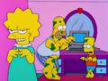 Homer bart leprosy.png