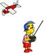 Tapped Out Milhouse Fly Scale Model Perfectly Level.png