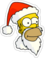 Tapped Out Santa Homer Icon.png