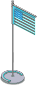 Tapped Out Holo-Flag US Flag.png