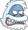 Tapped Out Snow Monster Icon.png