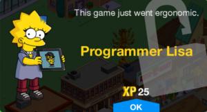 Programmer Lisa Unlock.png
