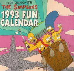 Simpsons 1993 Calendar.jpg