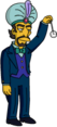 Tapped Out Sven Golly Hypnotize Himself.png