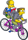 Tapped Out Smithers Exercise for Mr. Burns.png
