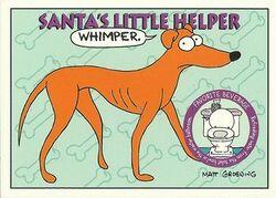 S16 Santa's Little Helper (Skybox 1994) front.jpg