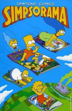 Simpsons Comics Simpsorama.JPEG