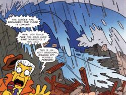 Tsunami, Tsunami, Baloney! - Wikisimpsons, the Simpsons Wiki