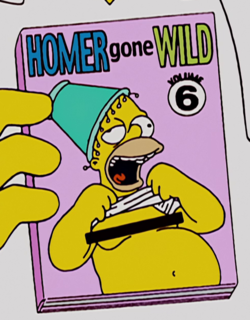 Homer gone Wild Volume 6.png