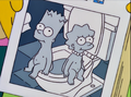 Days of Wine and D'oh'ses bart lisa.png