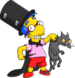 Tapped Out Magic Act Milhouse.png