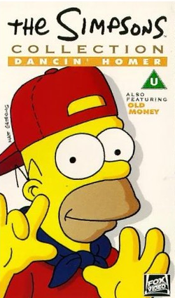 The Simpsons Collection Dancin' Homer.png