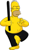 Tapped Out Ninja Homer artwork.png