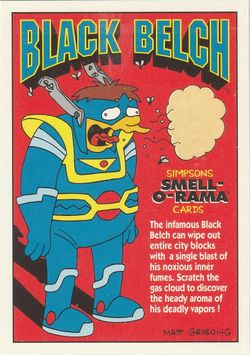B4 Bongo Comics Black Belch (Skybox 1994) front.jpg
