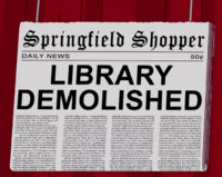 Library Demolished Springfield Shopper.png