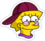 Tapped Out Cool Lisa Icon.png