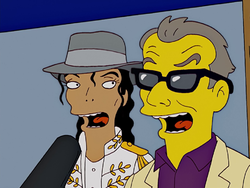 Tommy Lee Jones - Wikisimpsons, the Simpsons Wiki