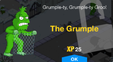 Tapped Out The Grumple New Character.png