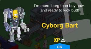 Cyborg Bart Unlock.png