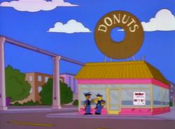 Marge S Donut Den Wedding Cakes