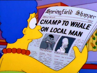 Shopper Champ to Whale on Local Man.png