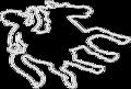 Jockey Chalk Outline.png