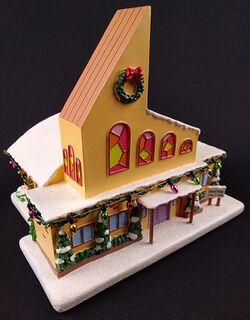 Simpsons Christmas Village Church.jpg