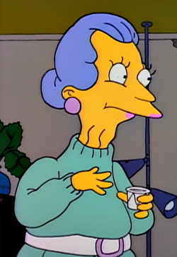 Beatrice Simmons - Wikisimpsons, the Simpsons Wiki
