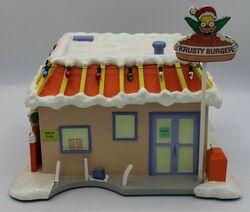 Simpsons Christmas Village Krusty Burger.jpg