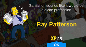 Tapped Out Ray Patterson Unlock.png