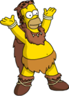 Tapped Out Homer Worship Ba'al.png