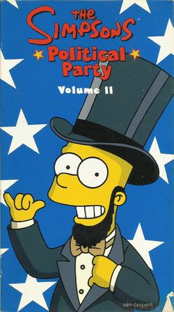 The Simpsons Political Party Volume 2.jpg