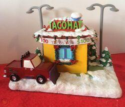 Simpsons Christmas Village Tacomat.jpg