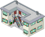 Tapped Out Krabappel Appartment decorated.png