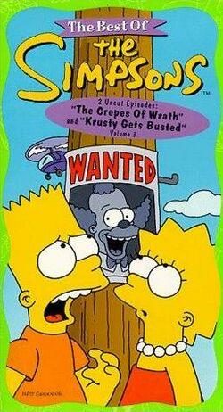 The Best of The Simpsons Volume 3.jpg