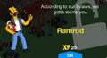 Ramrod Unlock.png