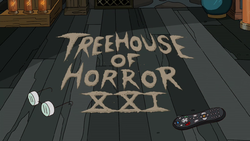 Treehouse of Horror XXI title card.png
