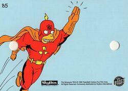 B5 Radioactive Man - Bartman (Skybox 1994) back.jpg