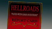 Hellroads report card.