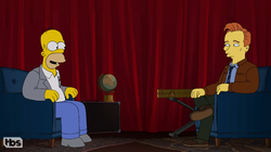 Homer Simpson Conducts Conan's TBS Exit Interview.png