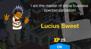 Tapped Out Lucius Sweet Unlock.png