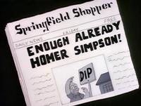 Springfield Shopper - Enough Already Homer Simpson!.png