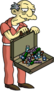 Tapped Out Old Jewish Man Sort Through Pills.png