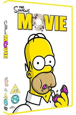 The Simpsons Movie Dvd Features Wikisimpsons The Simpsons Wiki