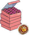 60 Donuts 2 Tokens 2019.png