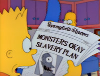 Springfield Shopper - Monsters Allow Slavery Plan.png