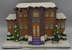 Simpsons Christmas Village School.jpg