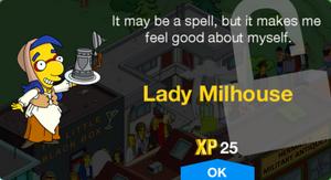 Lady Milhouse Unlock.png